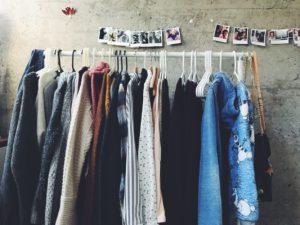 洋服・衣類・古着買取での注意点とは?